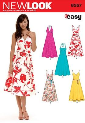 Adventures in Dressmaking: good beginner dress patterns to possibly make