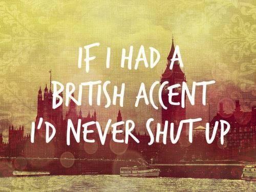 Nas próximas férias vamos adquirir um pouco de sotaque britânico? Programa melhor não há! Ligue (81)30880491