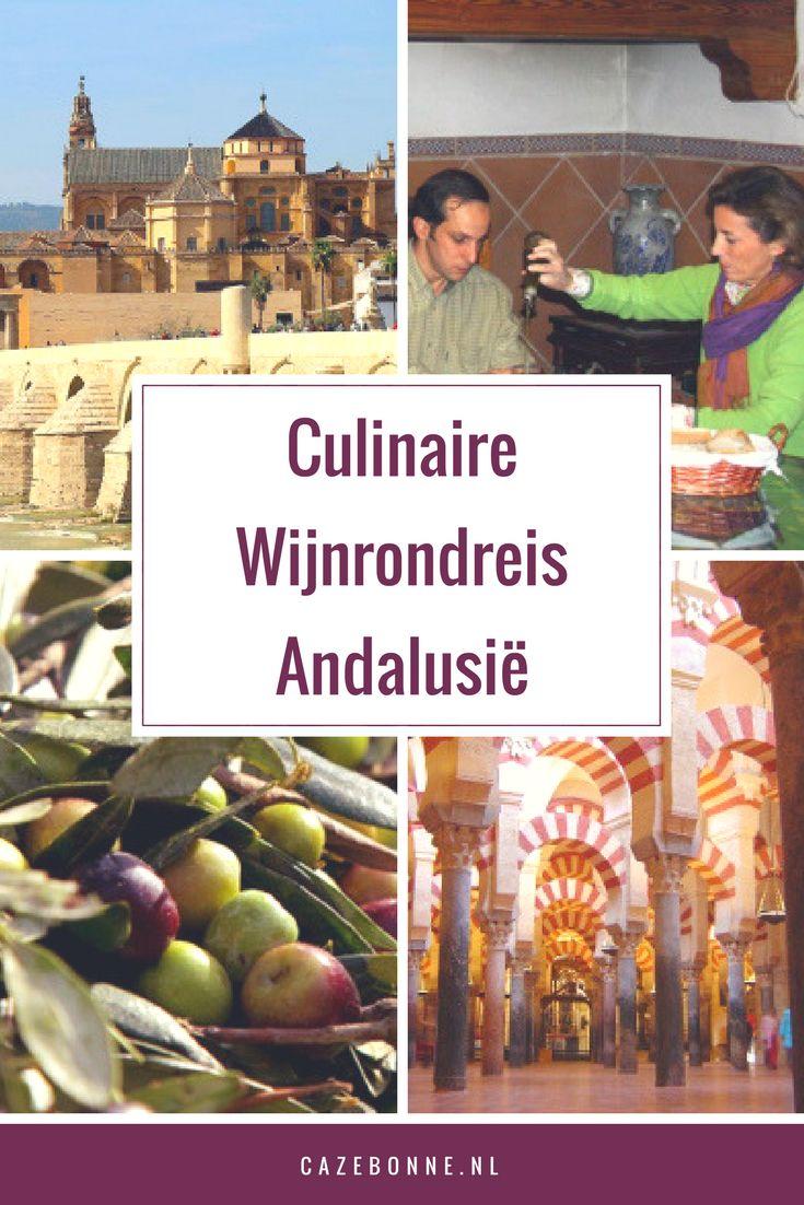 Andalusië is het andere Spanje. Spanje met een Moors tintje, dat zie je aan de prachtige steden als #Granada, #Cordoba en #Malaga. En ook aan al die witte dorpjes in het berglandschap. We stippelden een rondreis uit die anders is dan anders: we combineren 2 steden met een nog onontdekt #wijngebied. Je begint in het wijngebied en vervolgens bezoek je Granada en Cordoba en overal proef je lokale #specialiteiten. Ga op een culinaire wijnreis vakantie in Spanje!