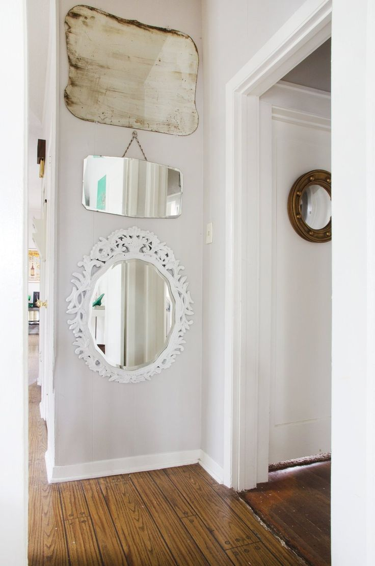 Floor length mirrors apartment therapy - Maureen S Classic Comfy Austin Abode Mirrors Different Styles