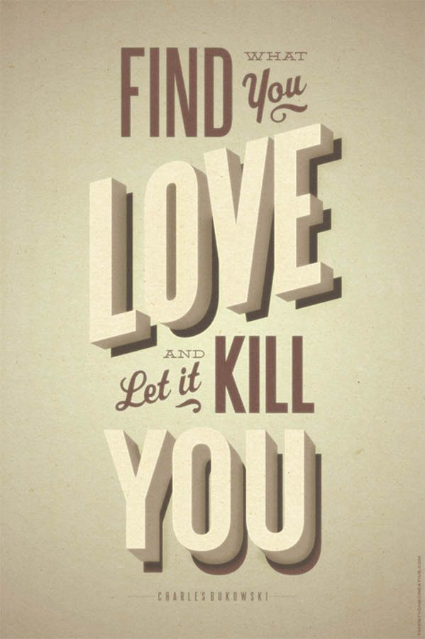 Find What You Love on Behance