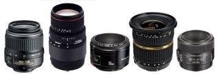 The 3 DSLR Lenses You Need (and 2 More You'll Crave)