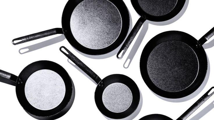 America S Test Kitchen Carbon Steel Skillet