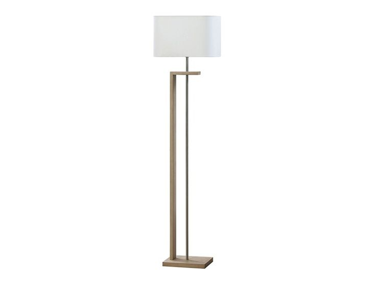 Lampada da terra in legno NATEZA FL - ENVY