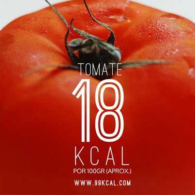 Tomate baixo em calorias: http://www.99kcal.com/2013/12/13/tomate-so-18kcal/