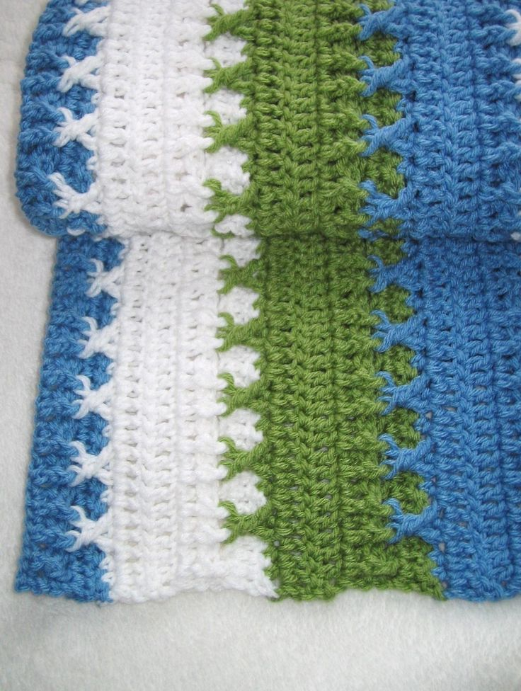 Love this crochet pattern.