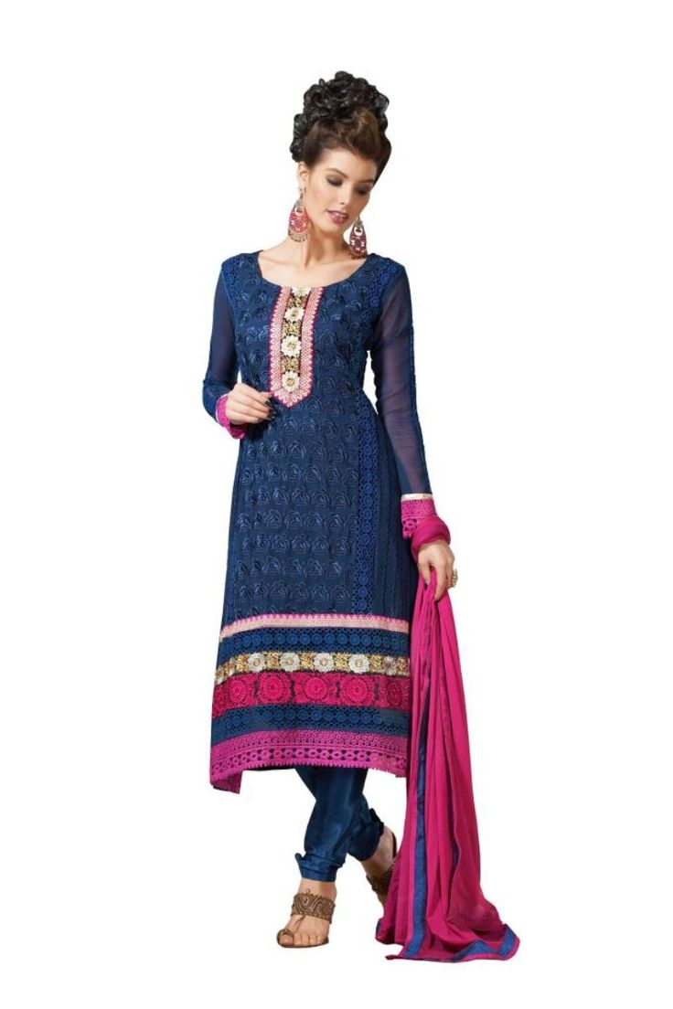 Designer Party Wear Indian Salwar Suit Online