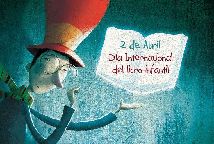 ¡Feliz día del libro infantil y juvenil a todos los jóvenes lectores!