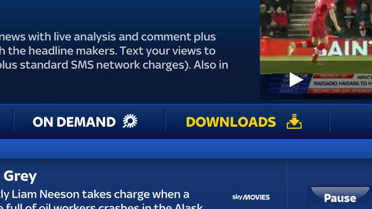 Sky Go Extra - exclusive first pictures   TechRadar has had an early look at the latest Sky subscription service, which allows you to cache content to your mobile device. Buying advice from the leading technology site