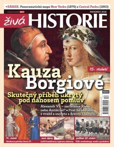 Živá historie 12/2016   Extra Publishing