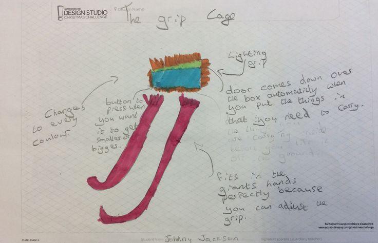 The Grip by Jonny
