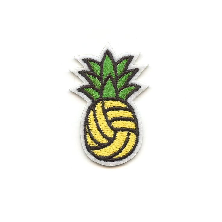 Pineapple Polo Patch – Rory Lux Apparel__ I NEED THIS