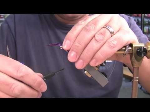 Grim Reaper Bass Fly Tying Video