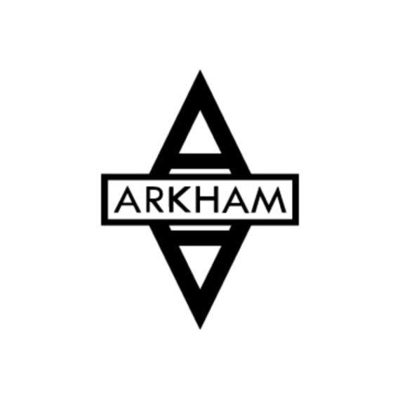 Arkham Asylum Batman Vinyl Decal Multiple Colors By