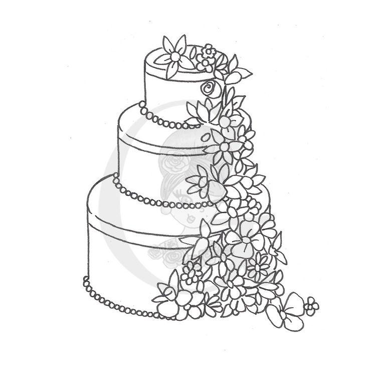 46 best grafit ,como desenhar bolos ,how to draw cake ...