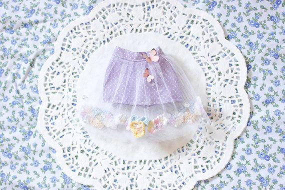 Blooming Skirt [for Unoa / Minifee / Slim MSD]