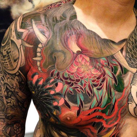 44 best yakuza tattoo images on pinterest for Japanese tattoo artists