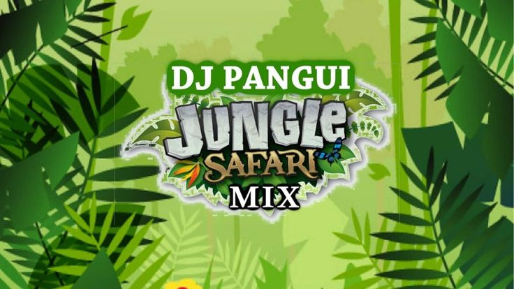Jungle Safari Mix
