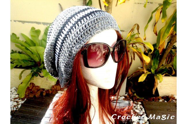 Nothing better than a crochet beanie in a cold winter day. We specialise in handmade crochet beanie and we design the best beanie. Order one online at www.crochetmagic.com.au. #crochet #beanie #handmade #australia #etsy