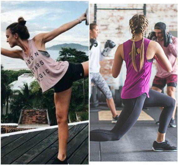 Aquí están los Do's y Dont's para elegir las Ropa más adecuada para verte y sentirte bien en el Gym.