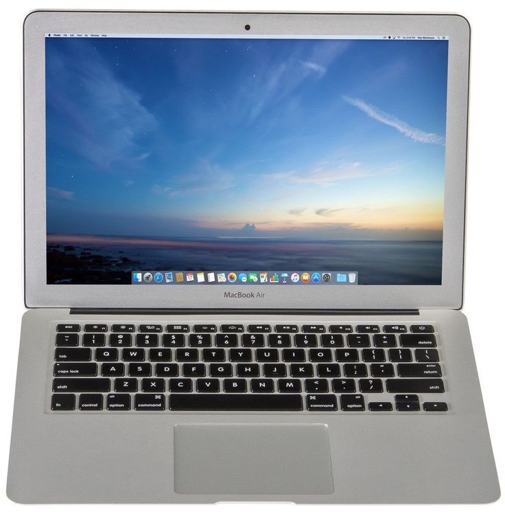 Image of Apple 11-inch Core i5 MacBook Air Laptop Computer upgraded to Mac OS X El Capitan UNLIMITED Premier Tech Support