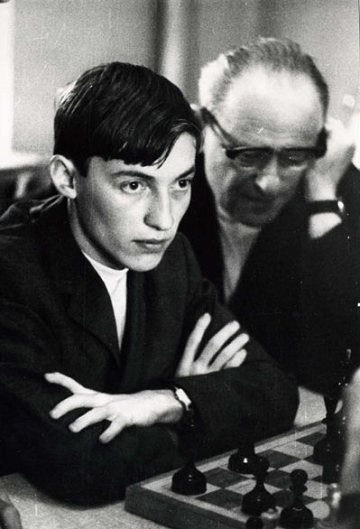 Anatoly Karpov y Semion Furman