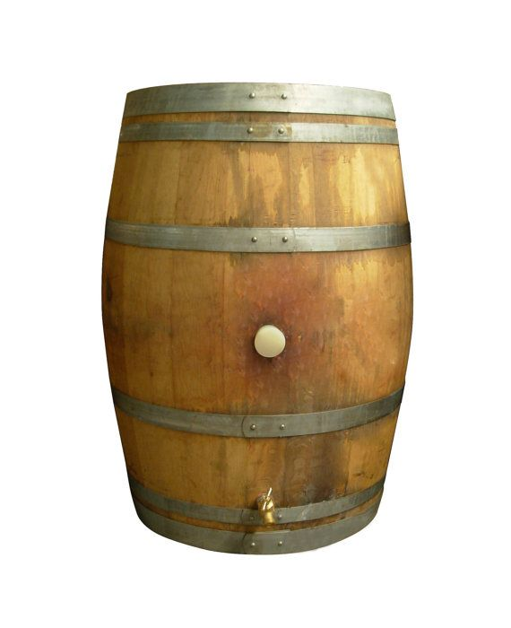 Wine barrels are a great material for upcycling designers and crafters. Use the barrels as-is for table bases or take the barrels apart and use each piece in upcycled furniture and artwork.   The curves of the wooden staves are great for woodworking into home decor. The metal rings become great sculptural building blocks.