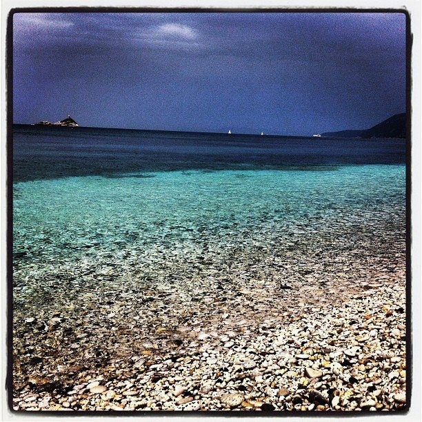 Spiaggia delle Ghiaie #portoferraio #isolaelba #toscana