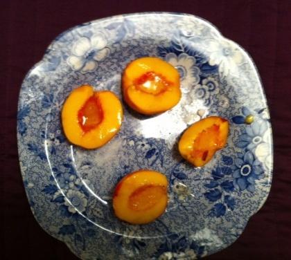Peach Brûlée Recipe   Delicious Recipes   Pinterest