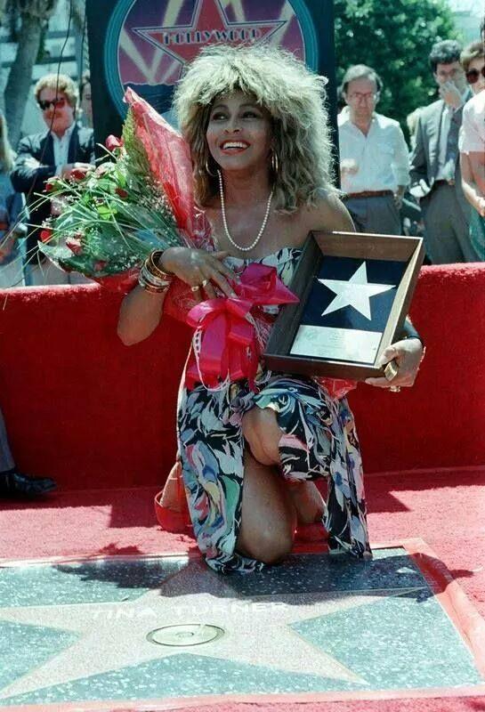 Queen TINA!!!