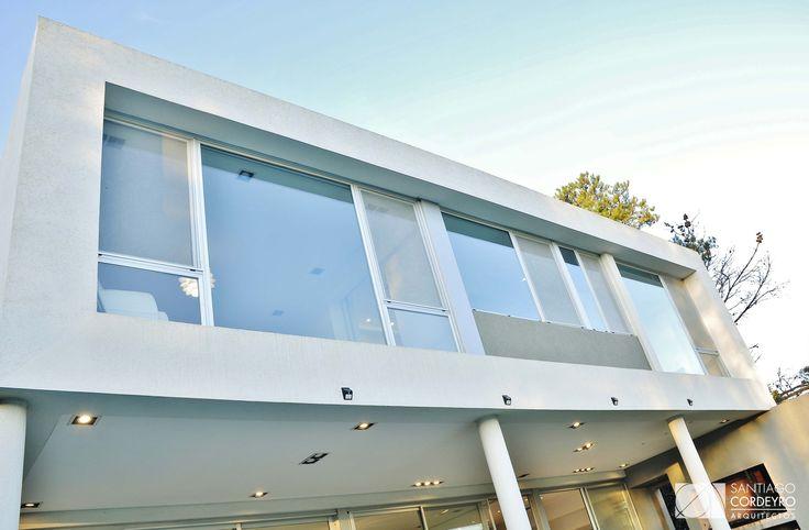 casa BF- Santiago Cordeyro Arquitectos