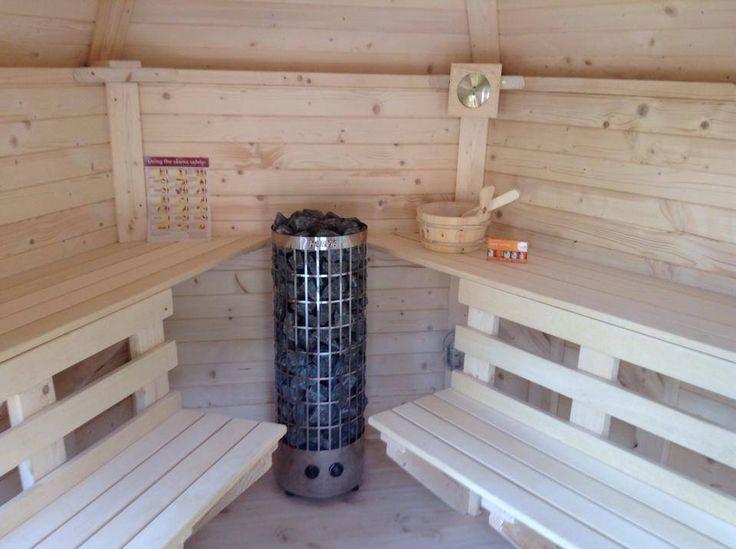 """Od tego roku wszystkie nasze sauny mają ławki zrobione z """"zimnego drzewa"""" - abachi"""