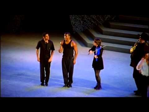 so much more than simply a challenge style, it's a sharing of techniques and mutual respect :)▶ Tap vs Irish Dance - YouTube