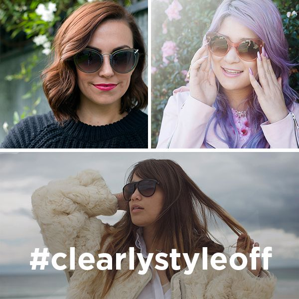 Get ready for one stylish showdown as we kick off our first ever Blogger Style-off! Read how you could win FREE SUNNIES this month by voting for your favourite blogger: http://www.clearlycontacts.com.au/thelook/introducing-blogger-styleoff/?cmp=social&src=pn&seg=au_14-07-07_bloggerstyleoffintro-smco #clearlystyleoff