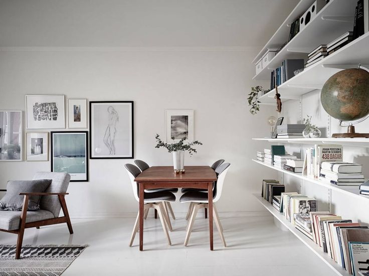 Dit appartement heeft dé perfecte gallery wall - Roomed