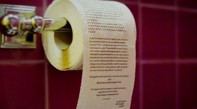 Ruslar yaptırımlara tuvalet kağıdıyla karşılık verdi http://haberrus.com/politics/2015/06/28/ruslar-yaptirimlara-tuvalet-kagidiyla-karsilik-verdi.html