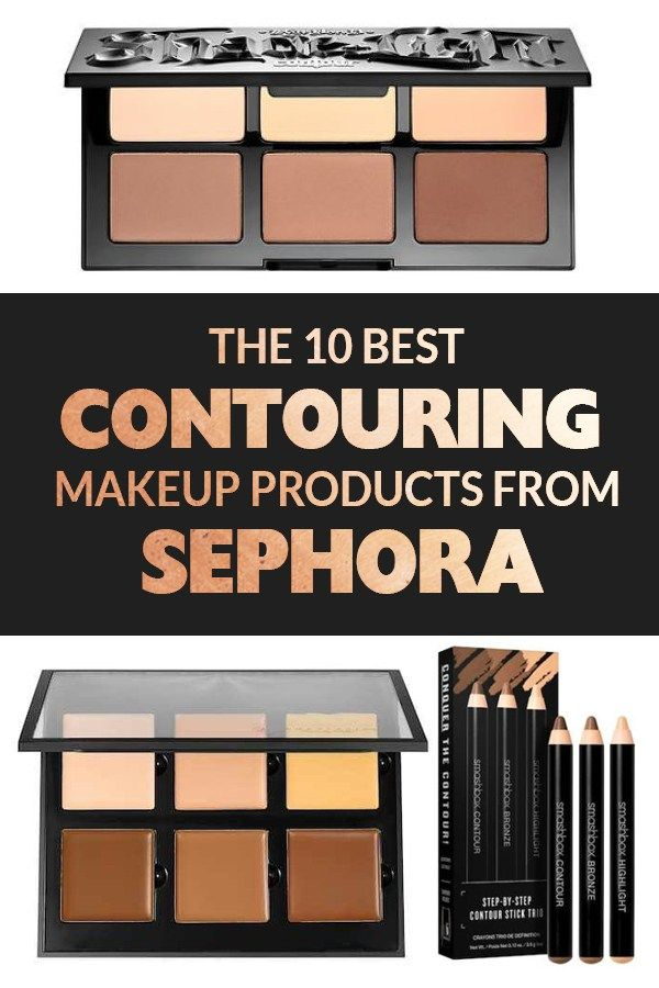 The 10 Best Contouring Makeup Products From Sephora Society19 Makeup Products Sephora Contour Makeup Best Contour Makeup