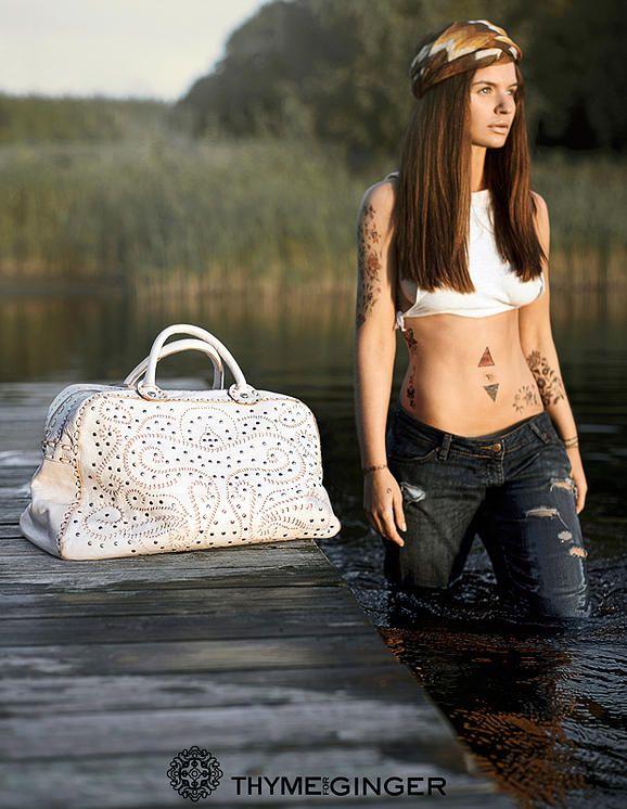 Thyme for Ginger - Handgjorda väskor och accessoarer  med svensk design