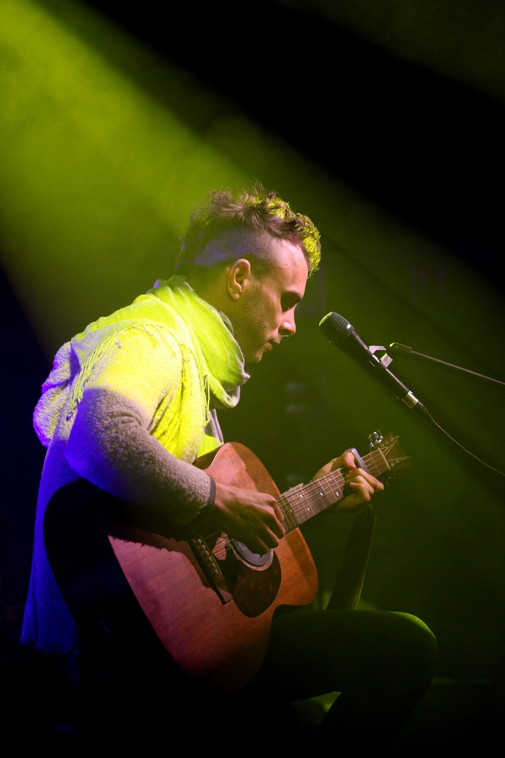 Acoustic Live of Asaf Avidan - Dondup Event for Milan Woman's Fashion Week - Franco Parenti Theatre