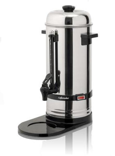 Cafetière inox - Code produit : 6270600 - Cliquez sur la photo pour voir la fiche produit