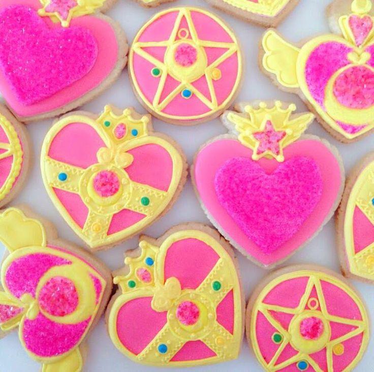 待受にしたいスイーツアート♡!KUNIKAさんのBarbieクッキーが可愛すぎる♡ MERY [メリー]