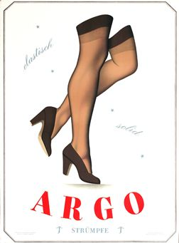 Peter Birkhauser poster: Argo