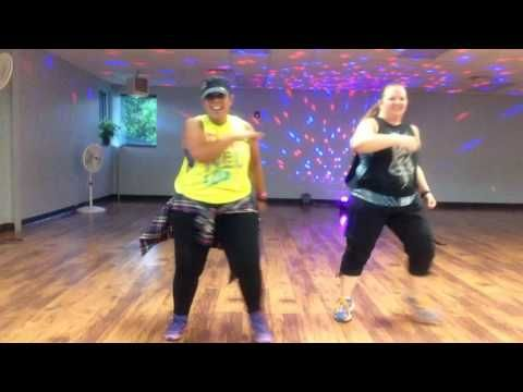 """No"" -Meghan Trainor - mega mix 53. Zumba fitness EASY DANCE FITNESS - YouTube"