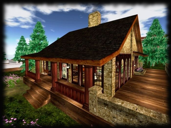 25 best images about prefab cottages on pinterest for Cottage style manufactured homes