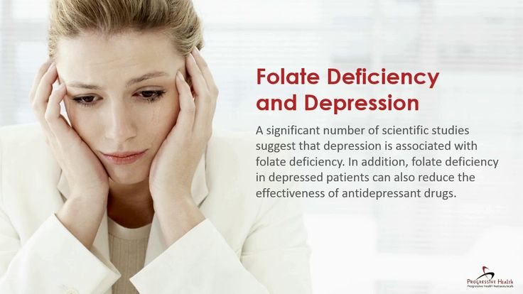 Can a Folic Acid Deficiency Make You Unhappy? - Folic acid is one of the most popular B vitamins. It serves diverse roles in the body and it is absolutely essential to metabolism. Available studies indicate that the health benefits of folic acid may include the relief of depressive symptoms. How effective is folic acid in the treatment of depression? Can it be used alone or along with standard antidepressants? How exactly does folic acid for depression work?