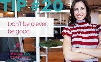 Start Up Tip #20