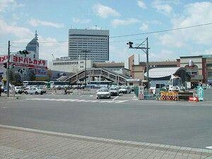 仙台駅東口(2003/H15)