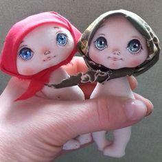 Процесс... #кукла #кукларучнойработы #текстильнаякукла #мастеркрафт #хэндмэйд…