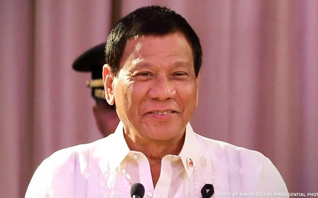 Duterte: Despite sea row, PH 'at best level' of ties with China