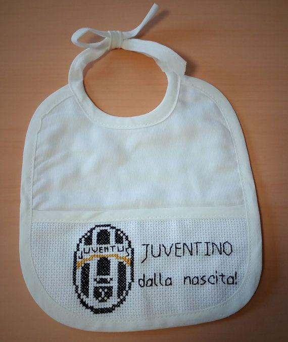 Bavaglino Bimbo Juventus Punto Croce